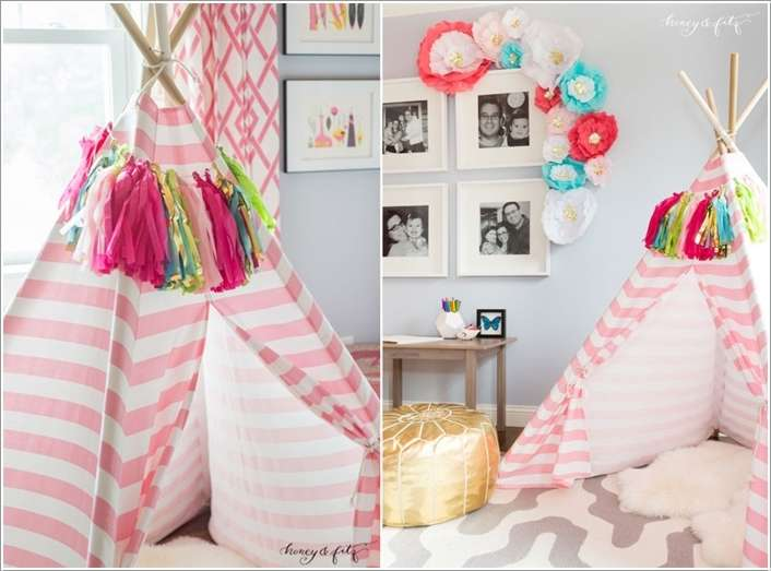 14  15 Creative Ways to Design a Reading Nook for Your Kids 1418
