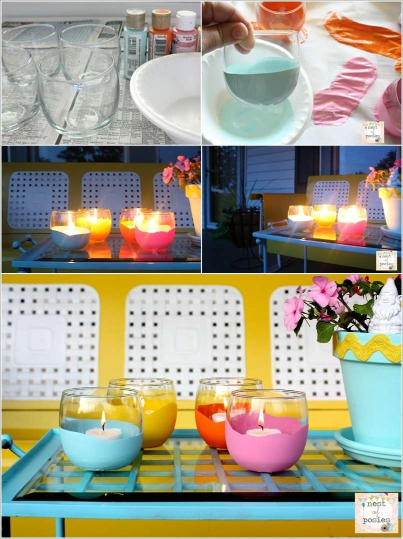 14  15 Cute DIY Home Decor Projects That You'll Love 1423