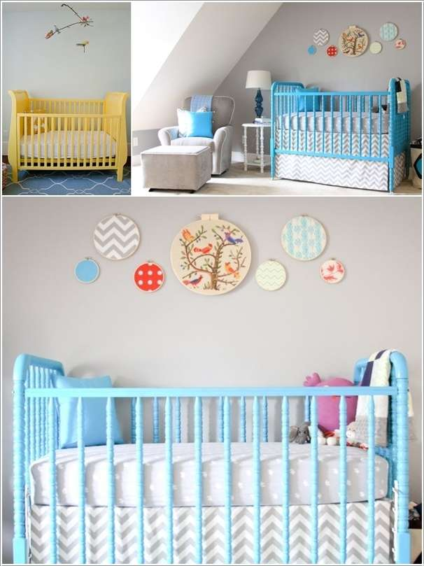 15  15 Adorable Ways to Liven Up a Nursery with Neutral Colors 151