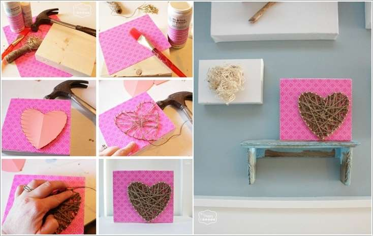 15  15 Cute DIY Home Decor Projects That You'll Love 1523