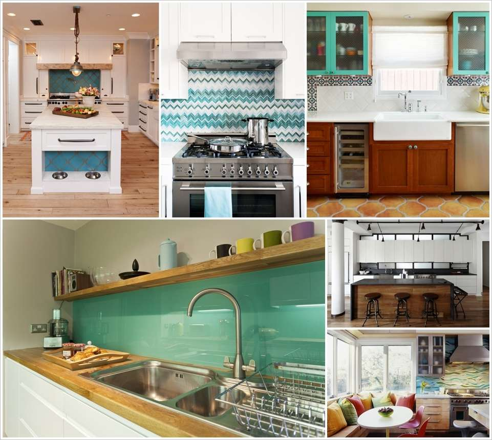 Backsplash Alternatives 10 beauteous alternatives to a subway tile backsplash