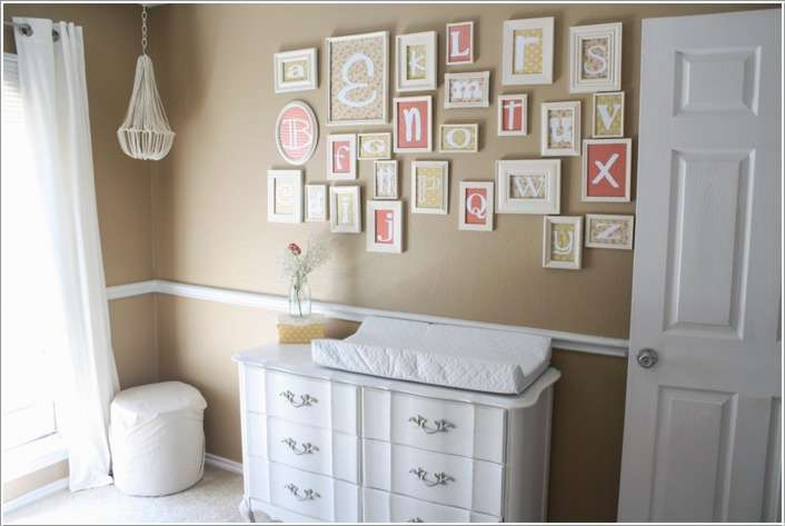 2  15 Adorable Ways to Liven Up a Nursery with Neutral Colors 2 1
