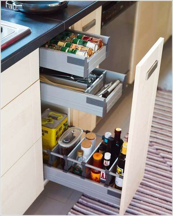 Http Mynetworkportal Blogspot Com 2015 05 10 Clever Kitchen Drawer Organization Html