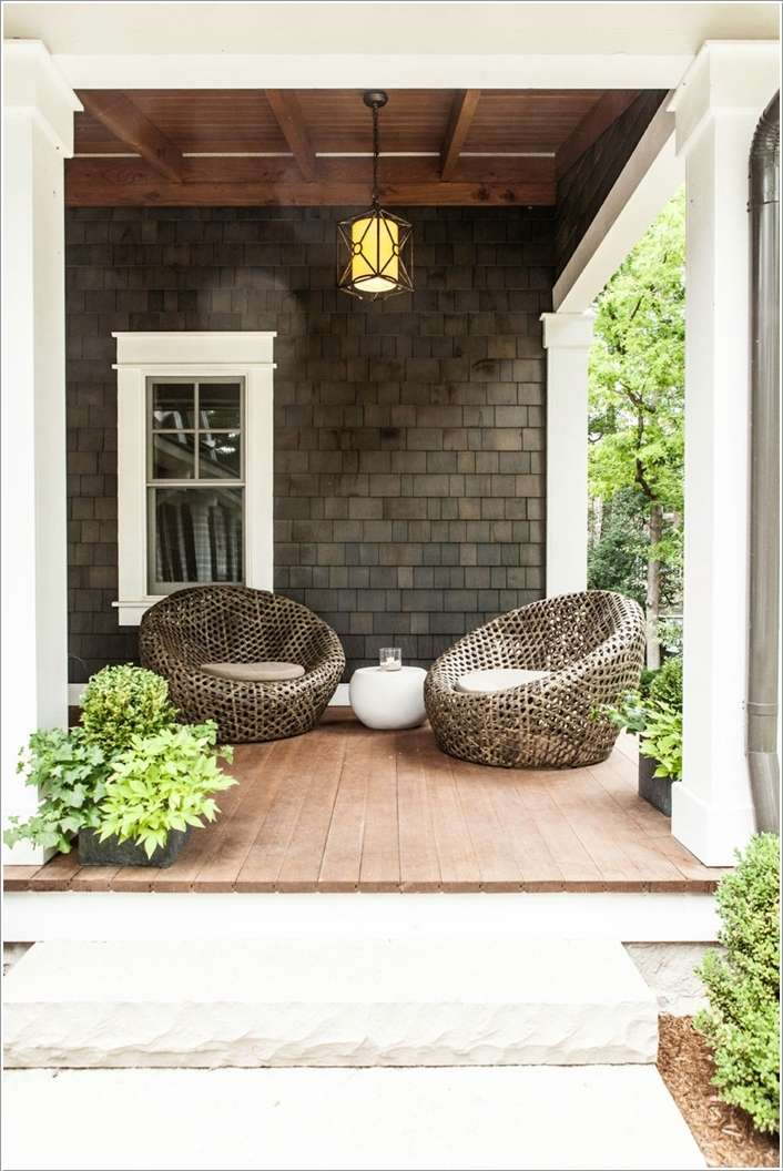 15 Amazing Porch Seating Ideas For A Fabulous Time Outdoor