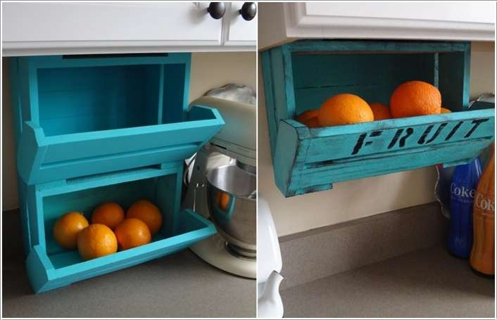 12 Smart Kitchen Storage Projects You Can Make Yourself