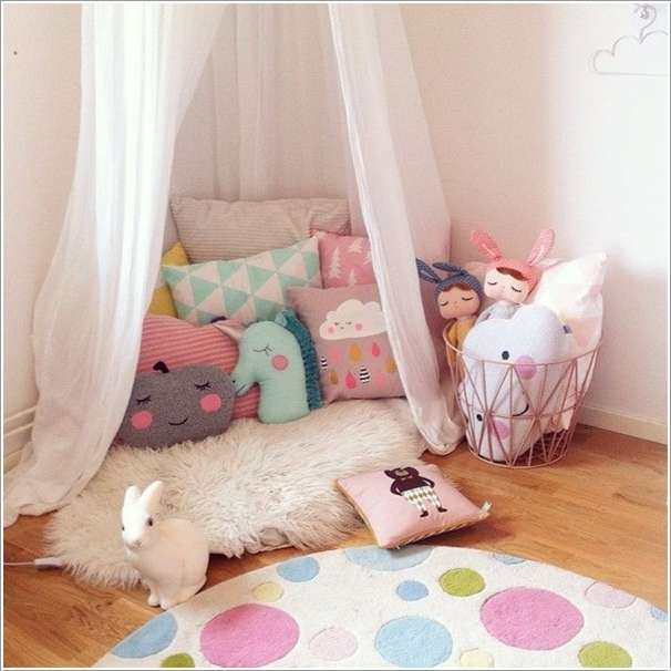 15 Creative Ways To Design A Reading Nook For Your Kids Interior