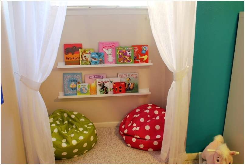 4  15 Creative Ways to Design a Reading Nook for Your Kids 425