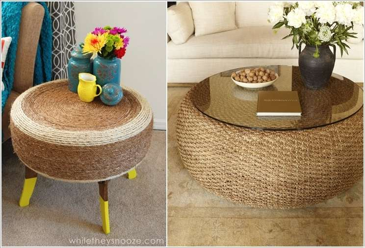 5  15 Living Room Projects Made from Recycled Materials 5