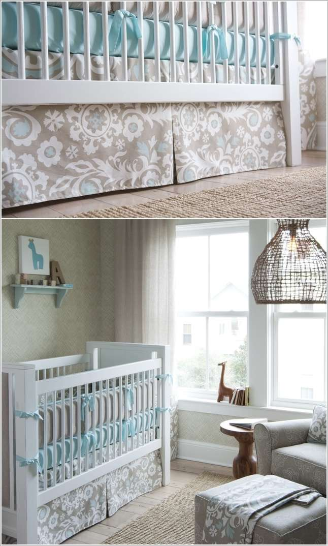 5  15 Adorable Ways to Liven Up a Nursery with Neutral Colors 51