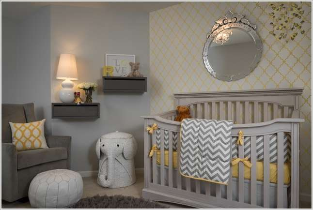 6  15 Adorable Ways to Liven Up a Nursery with Neutral Colors 61