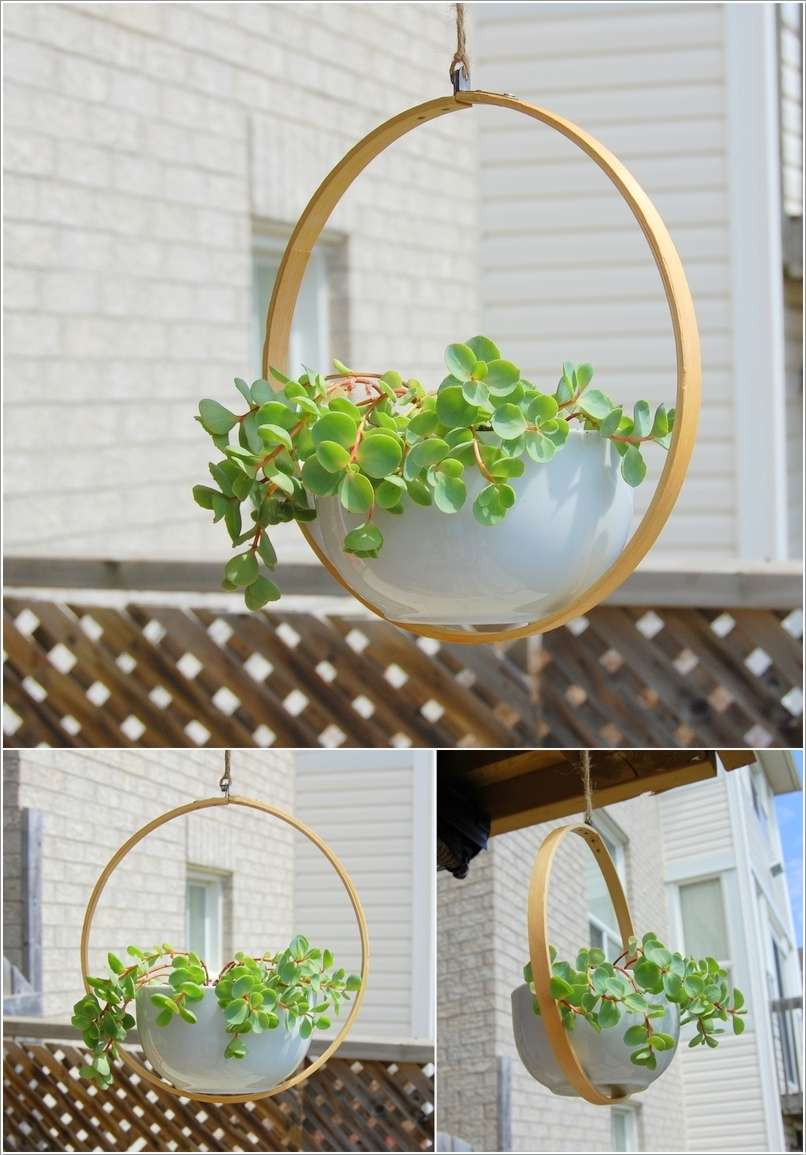 6  15 Fabulous DIY Hanging Planter Ideas for Your Home 621