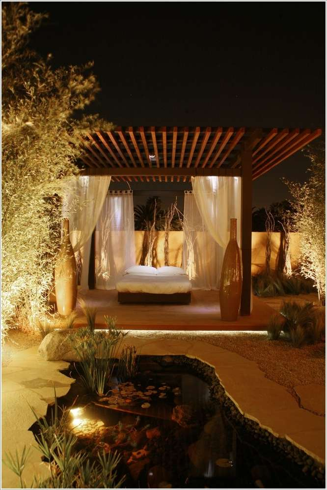 10 Spectacular Outdoor Cabana Ideas For Your Home