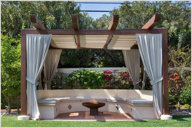 Backyard Cabana Ideas : Outdoor+Cabana+Ideas  Interior Design 10 Spectacular Outdoor Cabana
