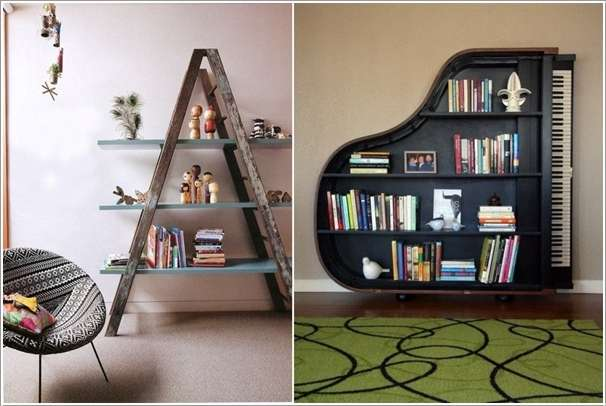 9  15 Living Room Projects Made from Recycled Materials 9