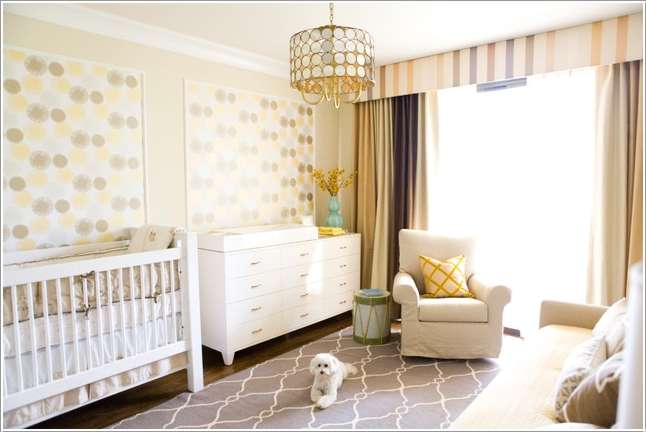 9  15 Adorable Ways to Liven Up a Nursery with Neutral Colors 91