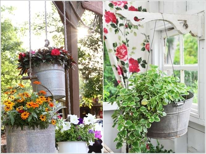 9  15 Fabulous DIY Hanging Planter Ideas for Your Home 921