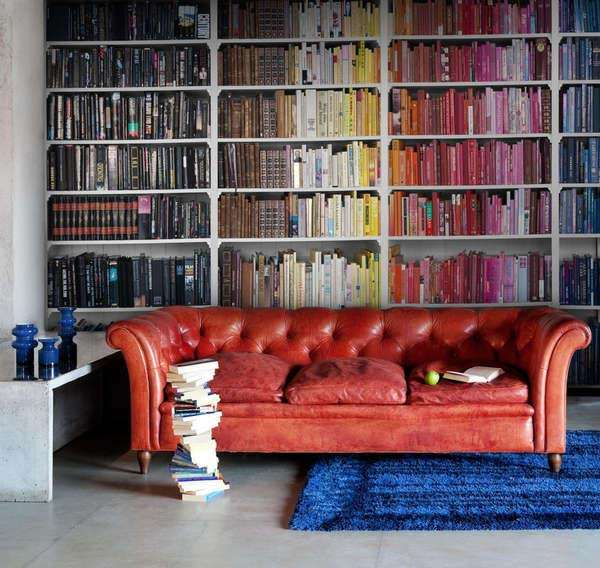 Color Arranged Library