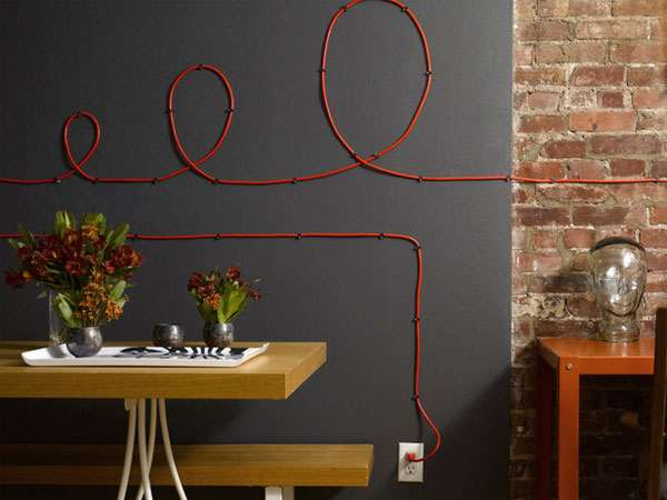 Cool Wire Decoration