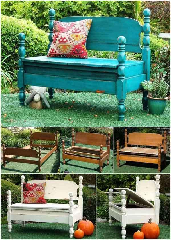 15 awesome ways to repurpose old furniture - Great ways of repurposing home furniture ...