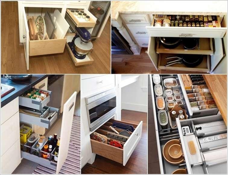 10 Clever Kitchen Drawer Organization Ideas