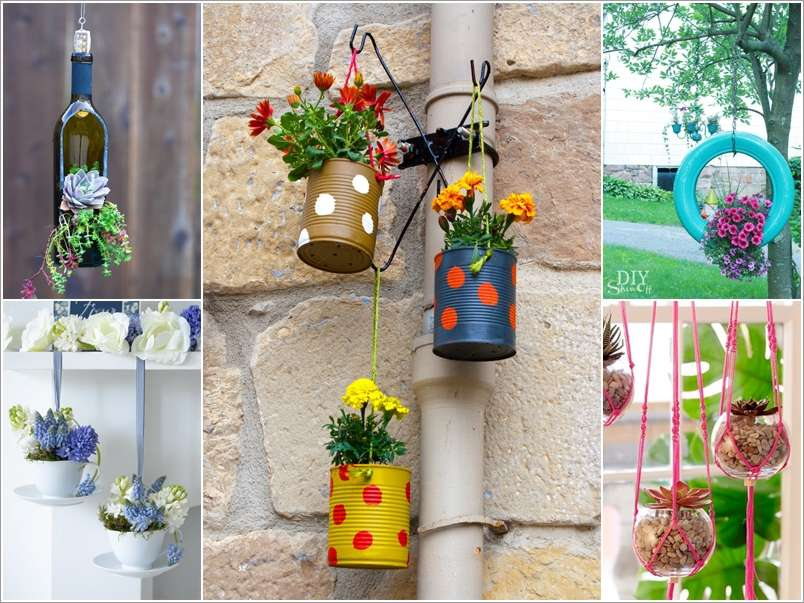 a  15 Fabulous DIY Hanging Planter Ideas for Your Home a22