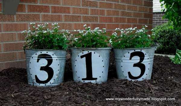 pots house number