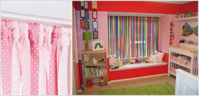 15 amazing kids room window treatment ideas interior for Kids room window treatment