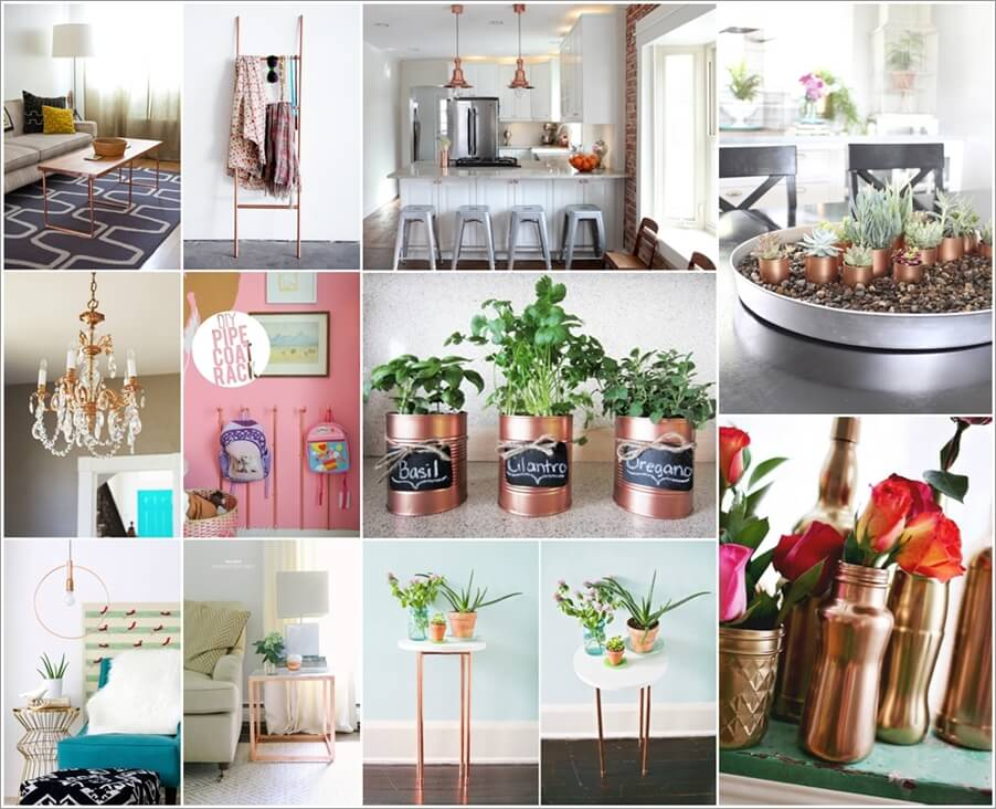 1  60 Fabulous DIY Copper Projects for Your Home 135
