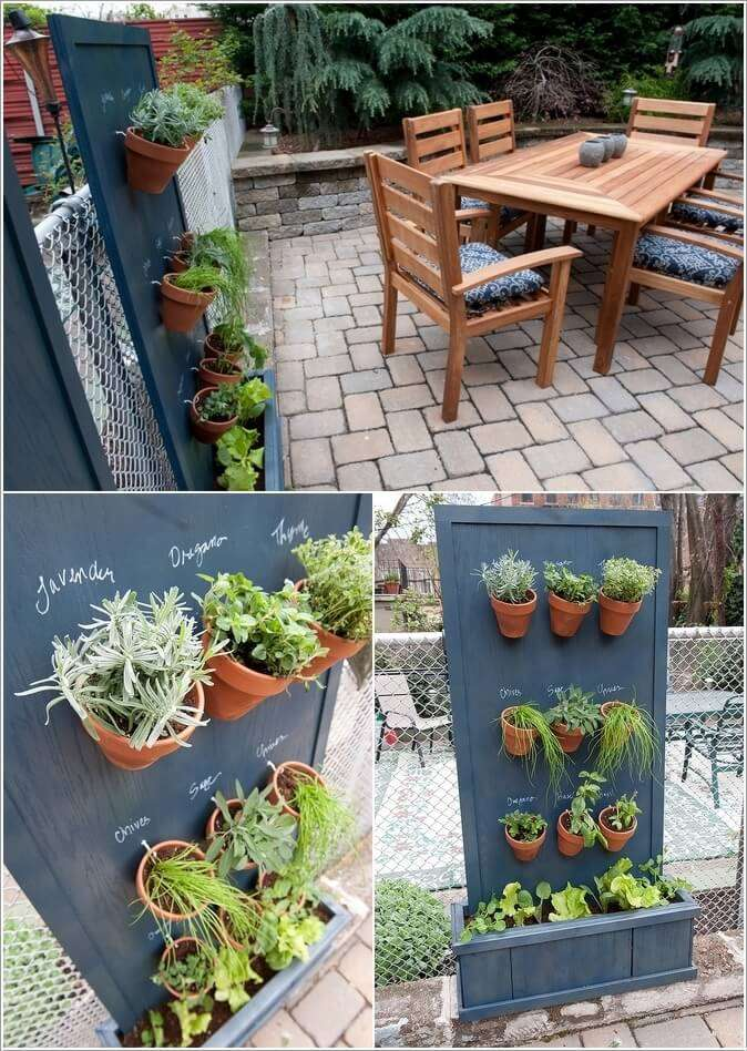 14  15 Unique Kitchen Gardens That Your Home Deserves 1413