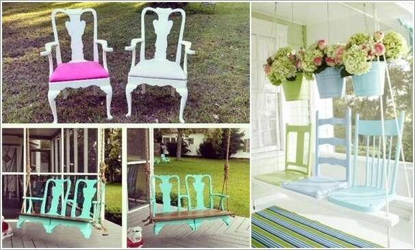 14  15 Inspiring and Unique DIY Projects for Your Front Porch 144