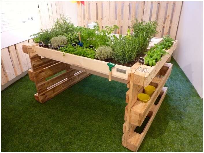 15 Unique Kitchen Gardens That Your Home Deserves