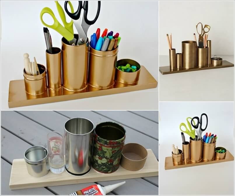 1  10 Cool DIY Pencil Holders for You to Make 179