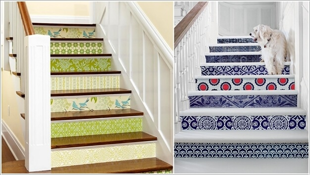 2  15 Inspiring and Cool Ideas to Update Your Staircase 214