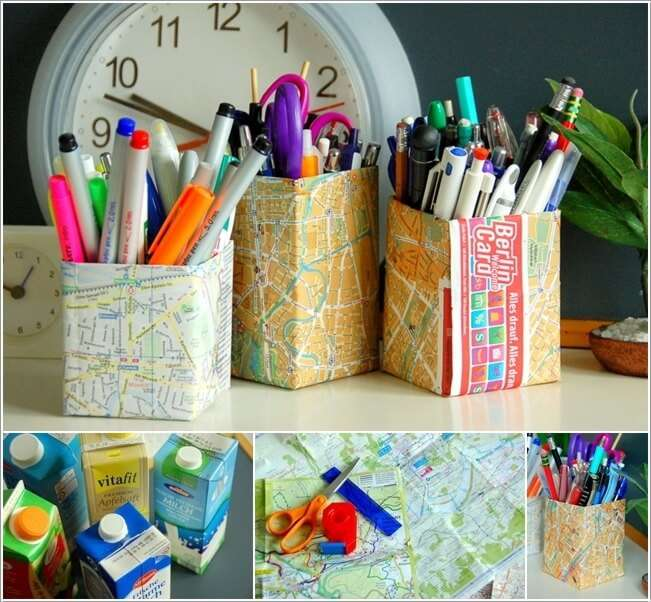 2  10 Cool DIY Pencil Holders for You to Make 226