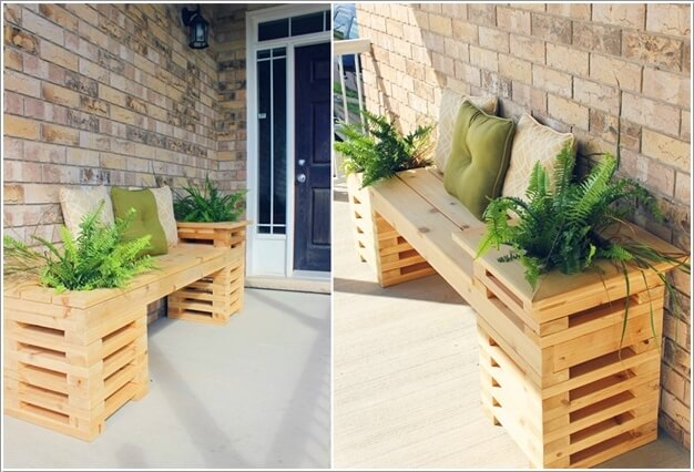 3  15 Inspiring and Unique DIY Projects for Your Front Porch 34