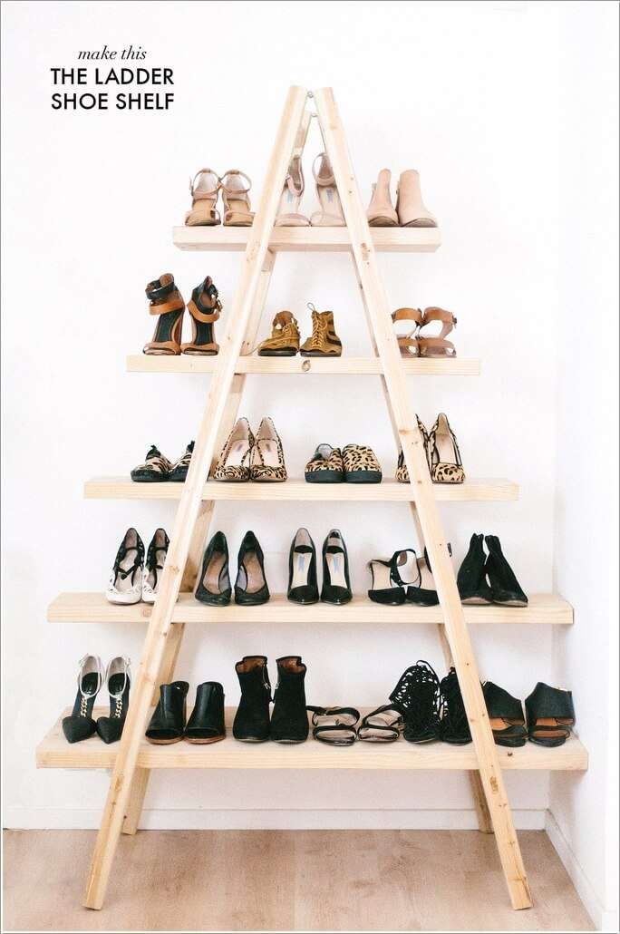 4  10 Things to Display on a Ladder Shelf That You Will Love 424
