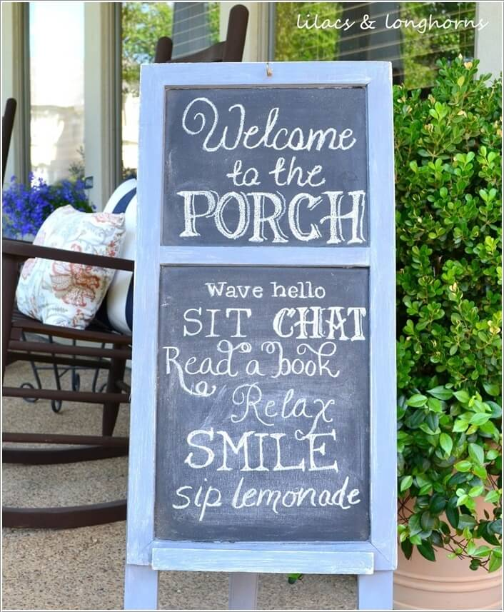 4  15 Inspiring and Unique DIY Projects for Your Front Porch 45