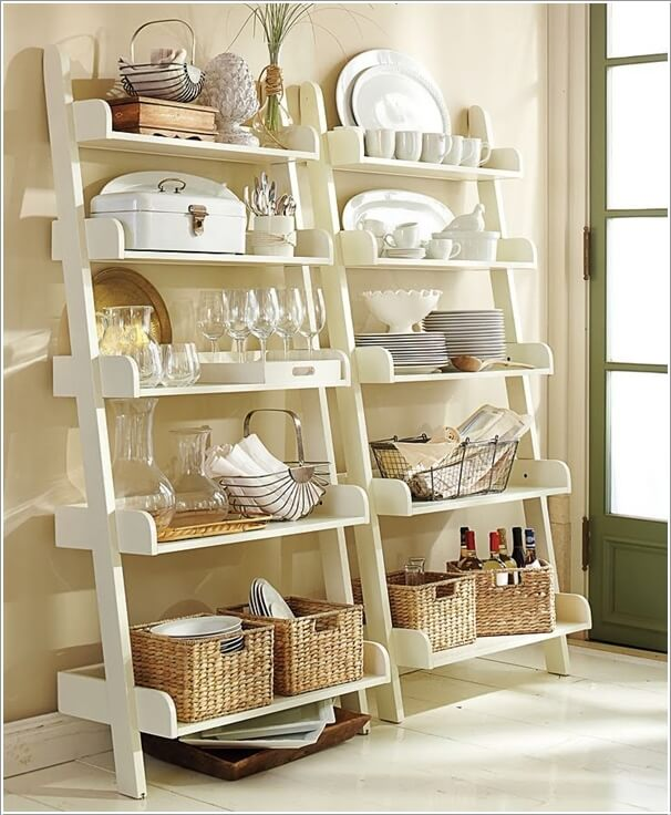 5  10 Things to Display on a Ladder Shelf That You Will Love 524