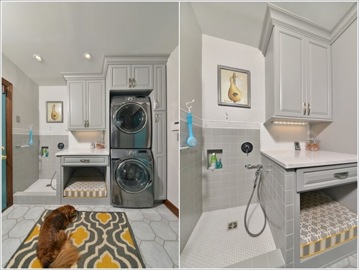 10 Clever Multipurpose Laundry Rooms That You Ll Love