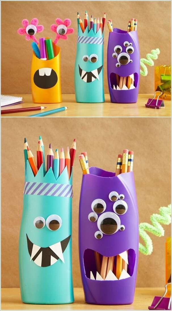 6  10 Cool DIY Pencil Holders for You to Make 625