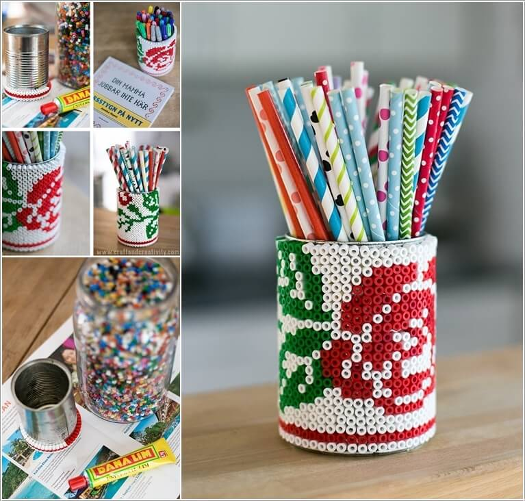 7  10 Cool DIY Pencil Holders for You to Make 725