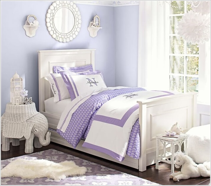 7  15 Cute Kids' Bedroom Nightstand Designs 727