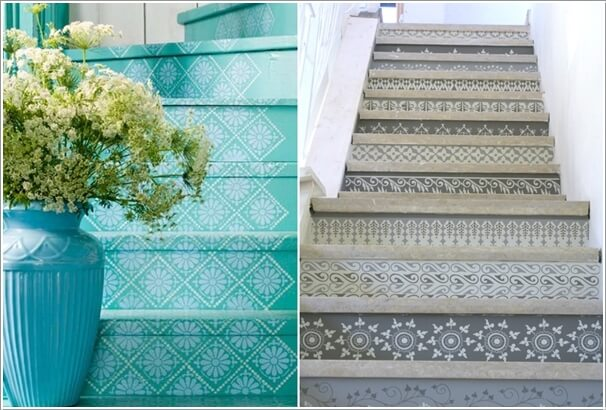 8  15 Inspiring and Cool Ideas to Update Your Staircase 814