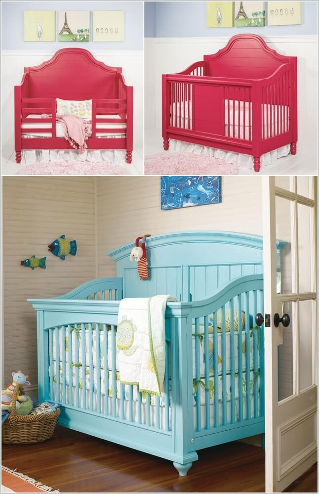 8  12 Adorable Ideas to Add Color Pops to Your Baby's Nursery 820