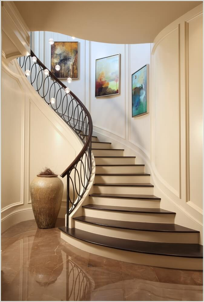 9  15 Inspiring and Cool Ideas to Update Your Staircase 914