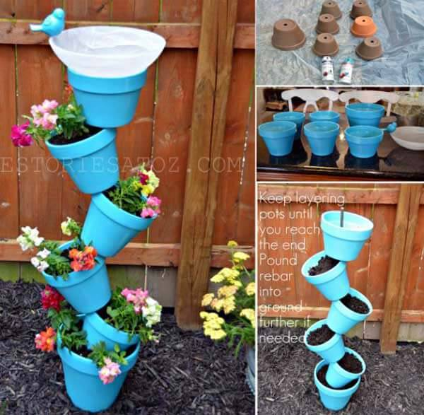Fun Garden Ideas fun garden ideas for kids ruxoi Bird Baths And Garden Planters