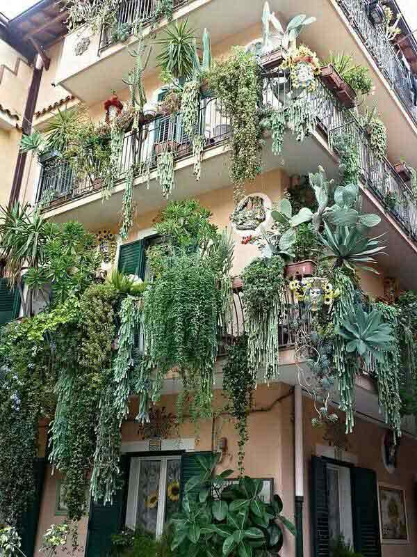 20 amazing balcony gardens that you gotta to see