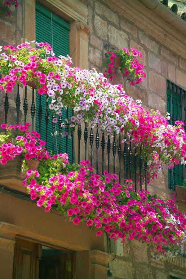 20 Amazing Balcony Gardens That You Gotta To See