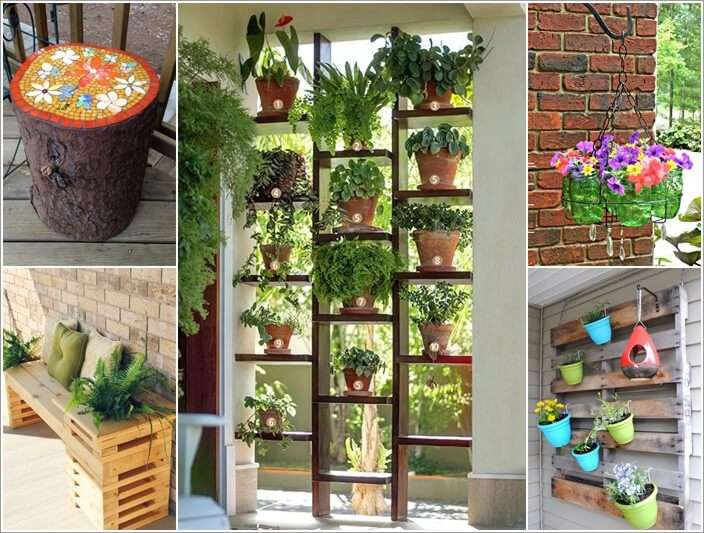15 Inspiring And Unique Diy Projects For Your Front Porch