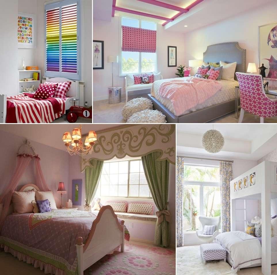 15 Amazing Kids Room Window Treatment Ideas